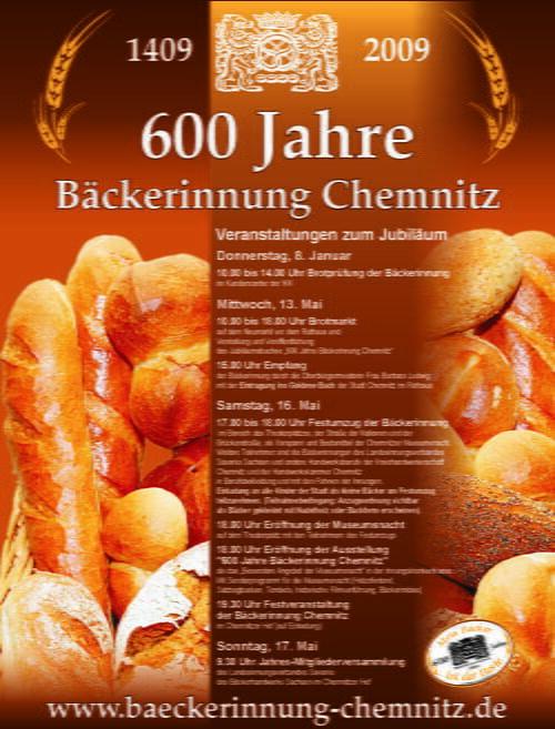 600 Jahre B Ckerinnung Chemnitz 13 Mai 2009 Future