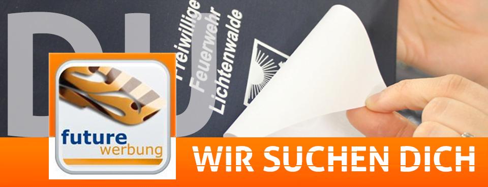 Werbung in Chemnitz
