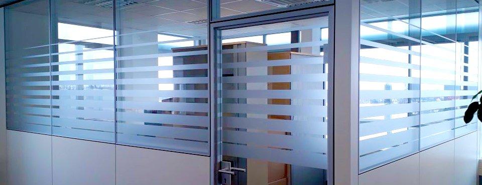 Glasdekorfolie Future Werbeagentur Chemnitz