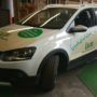 Laub_Fahrzeug_Immobiliengruppe Farhrzeugfolierung Chemnitz Future Werbeagentur