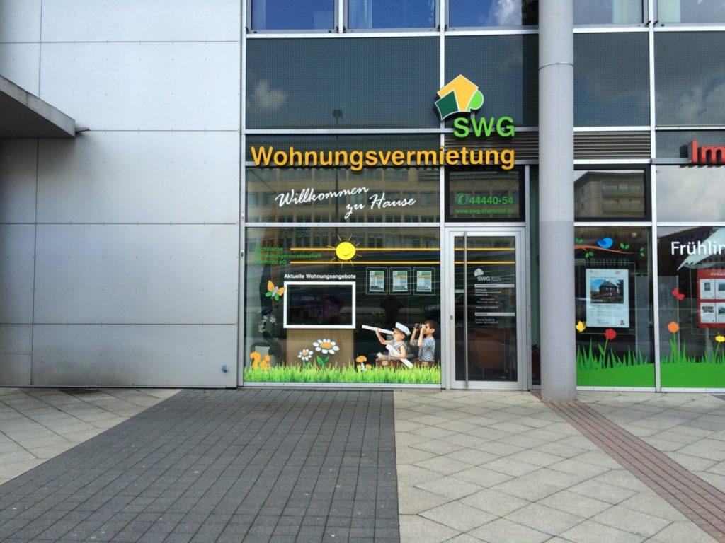 SWG_Wohnungsvermietung | future Werbeagentur Chemnitz