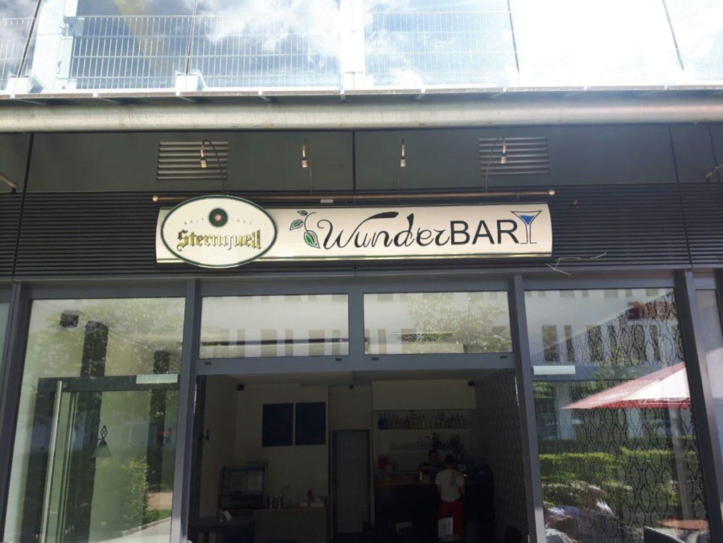 WunderBAR_Leuchtkasten_Sternquell | future Werbagentur Chemnitz